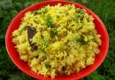 Cherupayar / Moong Bean Biriyani