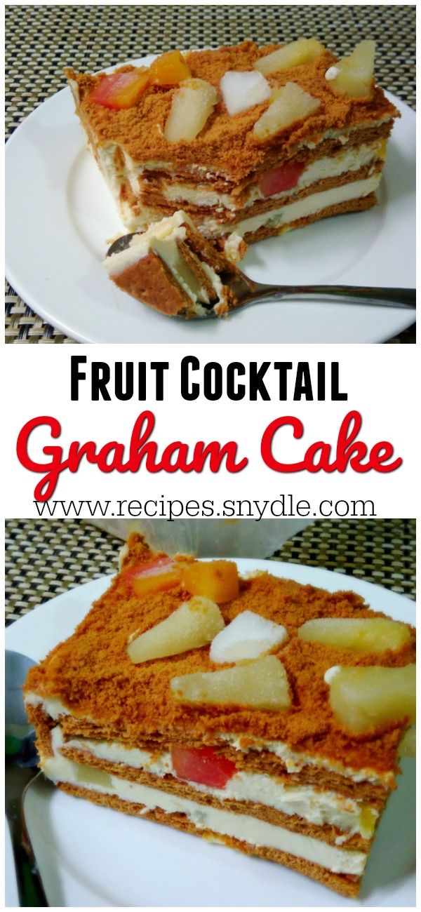 Fruit Cocktail Cake Mix Recipes