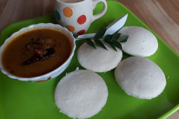 SOFT AND PERFECT IDLI RECIPE
