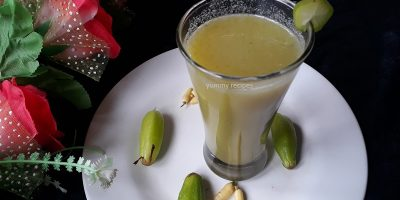 Bilimbi juice / Irumban puli juice