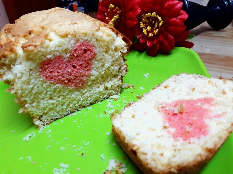 surpeise cake