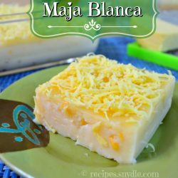 Maja Blanca Recipe
